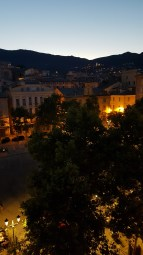 The main square old Bastia from AirBnB