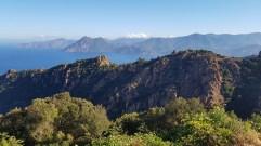 Capo Rosso view