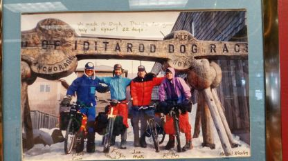 1989 Nome expedition