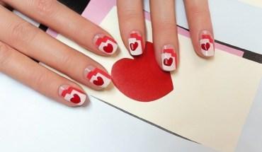 Ιδέες για μανικιούρ για ερωτευμένα κορίτσια