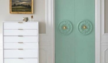 Μεταμορφώστε την παλιά ντουλάπα εύκολα και γρήγορα