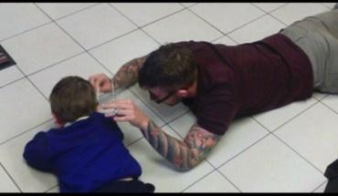Ο πιο μάγκας κομμωτής του πλανήτη: Δείτε τί έκανε για ένα αυτιστικό παιδάκι και υποκλιθείτε!