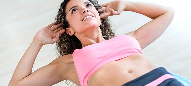 5 ασκήσεις για επίπεδη κοιλιά