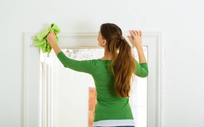 4 Απίστευτα Tips για Σπίτι Χωρίς Καθόλου Σκόνη 2