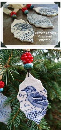 Ζύμη με κορν φλαουρ για τα ποιο όμορφα Χριστουγεννιάτικα στολίδια που φτιαξάτε ποτέ! 18