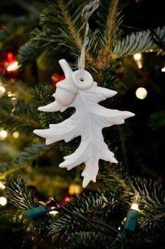 Ζύμη με κορν φλαουρ για τα ποιο όμορφα Χριστουγεννιάτικα στολίδια που φτιαξάτε ποτέ! 6