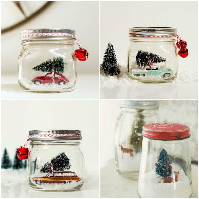 15 πρωτότυπες ιδέες διακόσμησης για τα Χριστούγεννα! 10