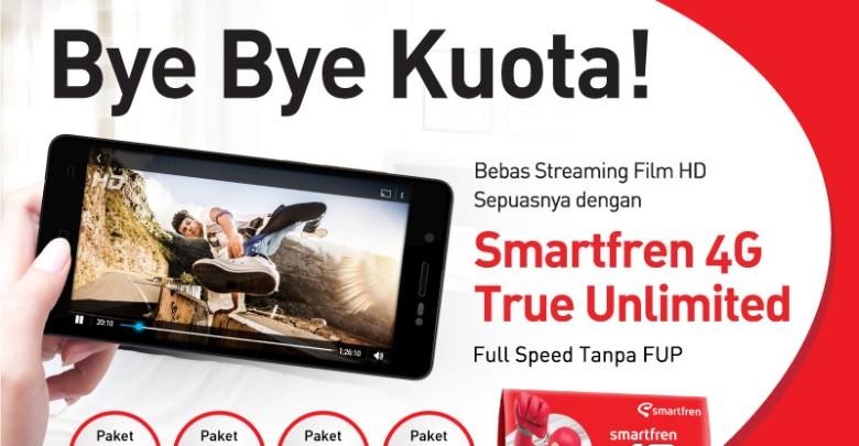 smartfren 4g unlimited