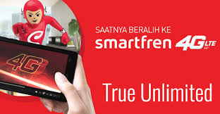smartfren true unlimited