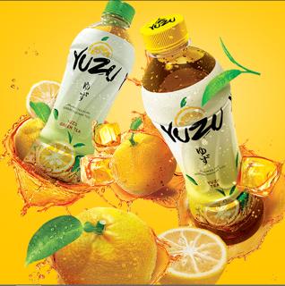 minuman Yuzu sehat