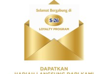 keuntungan s26 loyalty program