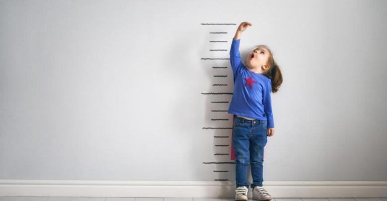tinggi ideal anak
