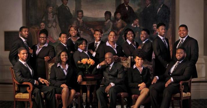 Black History Month and God's Word