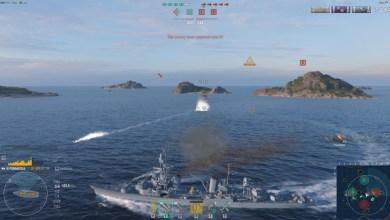 Photo of Ini Dia Spesifikasi World of Warship PC Dan Android/IOS