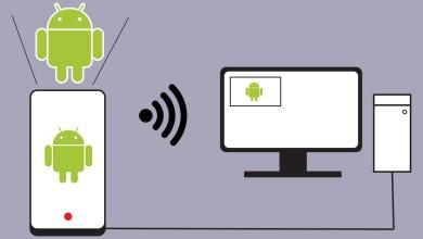 Menggunakan Android Webcam PC
