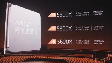 Photo of [Rumor] Perfoma Single Core Ryzen 5 5600X Mengalahkan i9-10900k