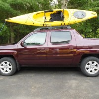 A Better Kayak Rack