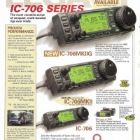 Icom IC-706MkIIG Operation Guide