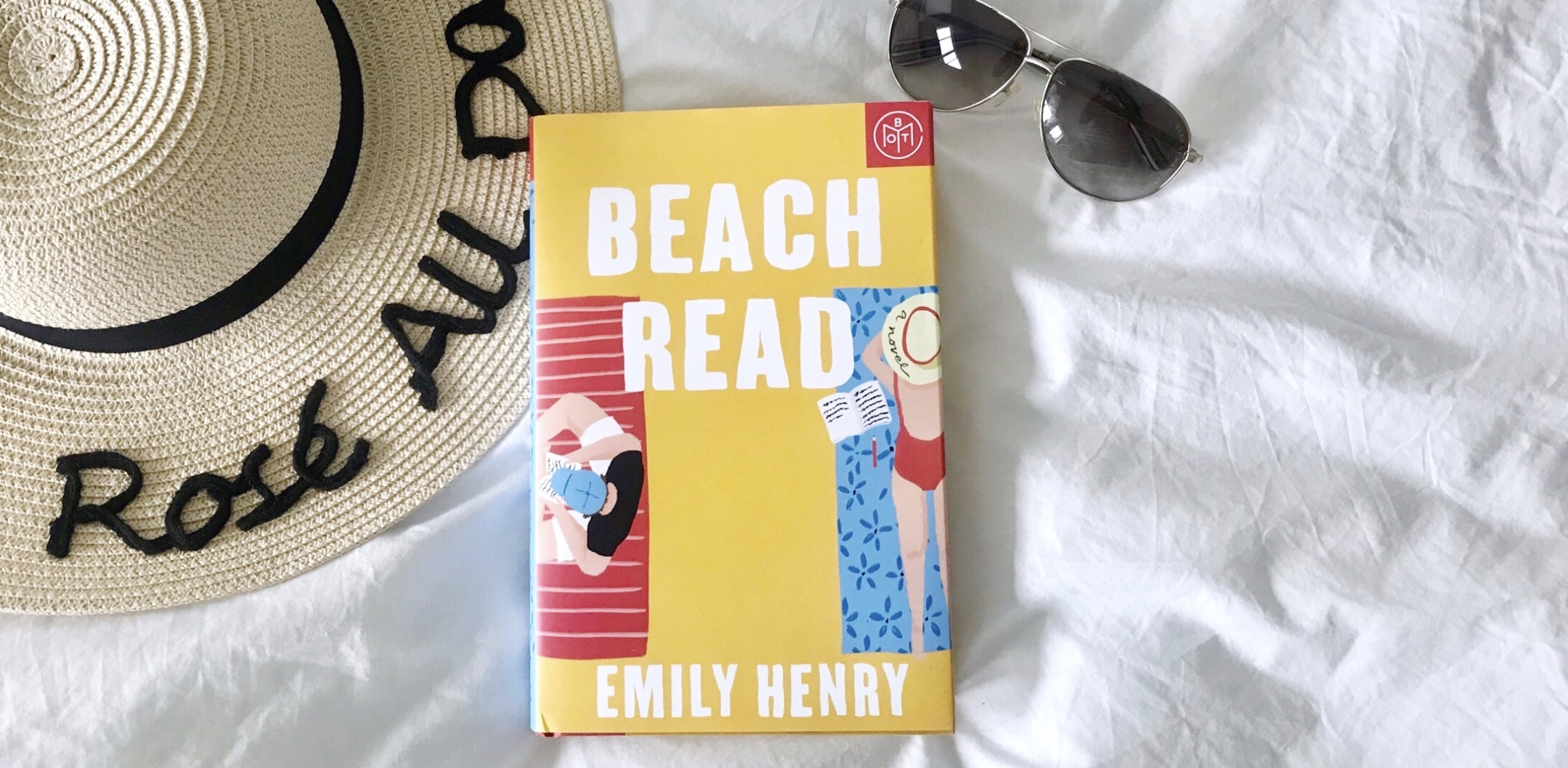 Beach Read by Emily Henry — Idlewild Reads