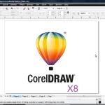Corel Draw X8 Crack