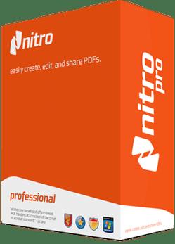 Nitro PDF Cracked