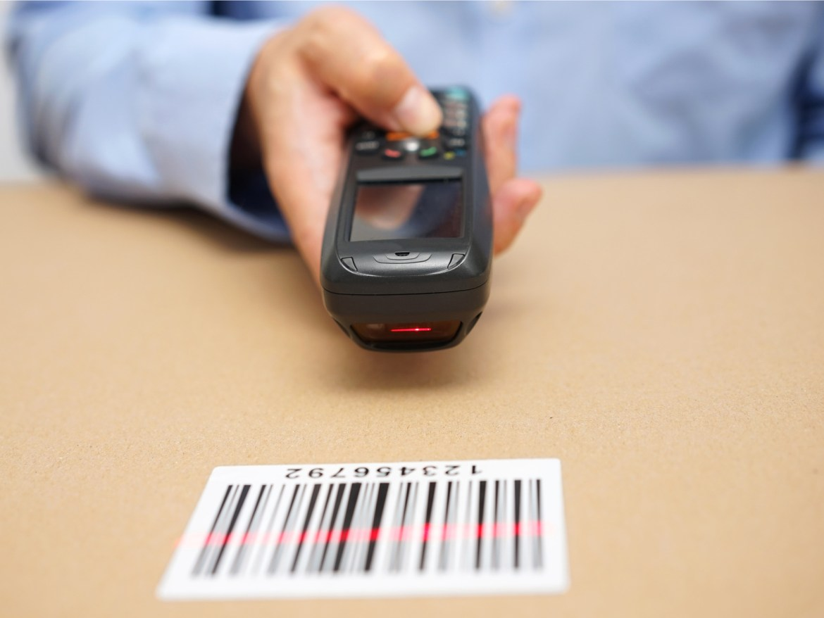 Barcode scanners, barcode scanning systems, Dane Titsworth