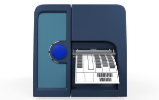 Barcode Label Printer, barcode labels, barcode systems, Dane Titsworth