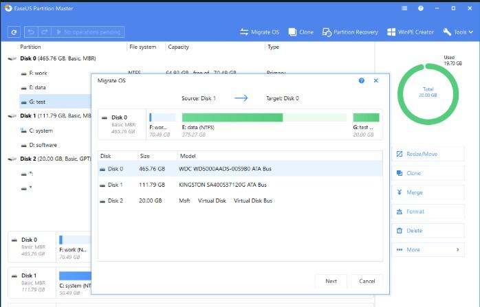 EaseUS Partition Master Crack v13 With Keygen Free Download