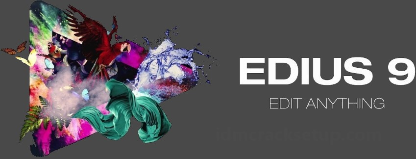 EDIUS Pro 9.50.5351 Crack + Product Key Full Free Download (2020)