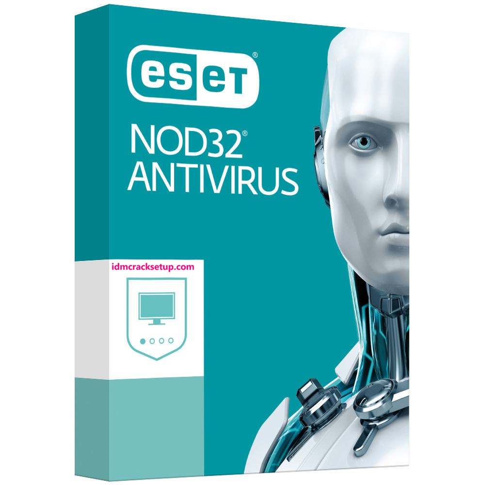 ESET NOD32 Antivirus 13.2.18.0 Crack + License Key 2020 Download [32/64 Bi]
