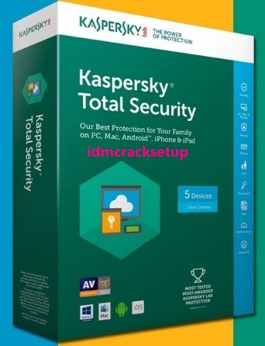 Kaspersky Total Security 2020 Crack + Activation Code (Lifetime Free)