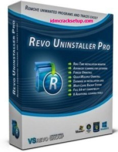 Revo Uninstaller Pro 4.3.3 Crack Plus License Key Free Download [2020]