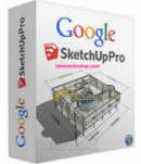 Google Sketchup Pro 2021 Crack with License Key Full Version [Latest]
