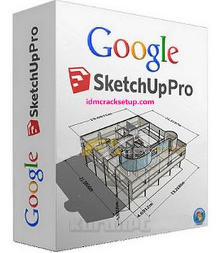 Google Sketchup Pro 2020 Crack Plus License Key Full Version [2020]