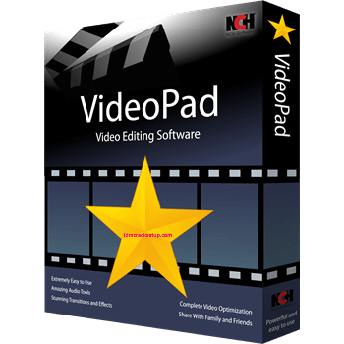 VideoPad Video Editor 8.77 Crack (Keygen) + Registration Code [Latest]