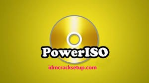 PowerISO 7.7 Crack & Registration Key Free Download For Windows 2020
