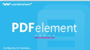 Wondershare PDFelement Pro 8.1.6.577 Crack + Serial Key Full [2021]