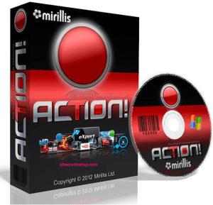 Mirillis Action 4.11.0 Crack + Serial Key 2020 Download [Latest Version]