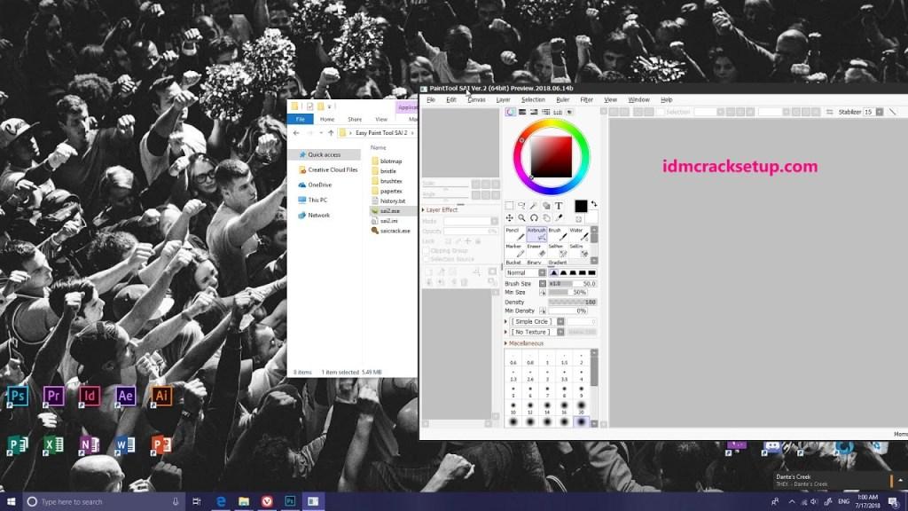 PaintTool SAI 2 2020.05.10 Crack + Serial Key Full Version [2020]
