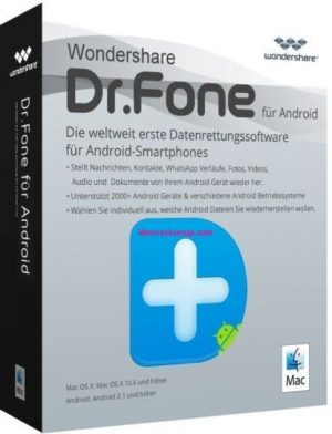 WonderShare Dr.Fone 11.0.7 Crack With Activation Code 2021 Version
