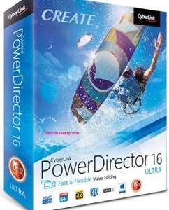 CyberLink PowerDirector 18.0.2725.0 Crack + Activation Key {2020}