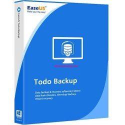 EaseUS Todo Backup 13.5 Crack + License Code 2022 (Torrent)