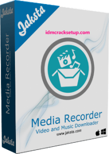 Jaksta Media Recorder 7.0.24.0 Crack Free Activation Key [2021]