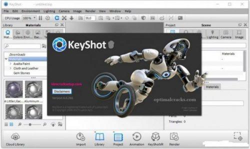 KeyShot 10.2.113 Crack With Keygen Free Download 2022 [Win/Mac]