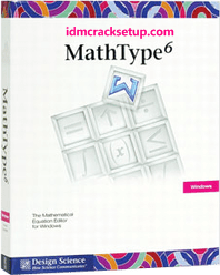 MathType 7.4.4 Crack + Product Key Free Download [2020]