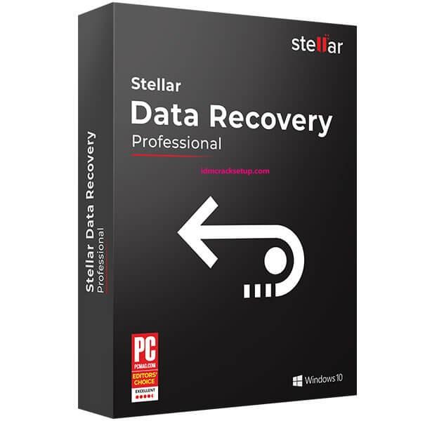 Stellar Data Recovery Pro 11.0 Crack & Activation key [2022]