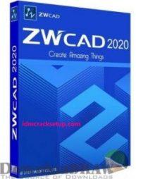 ZWCAD 2022 Crack Version & Activation Key Download ( 32 / 64 Bit)