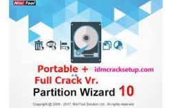 MiniTool Partition Wizard 12.1 Crack & Serial Key 2021 [Latest]