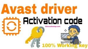 Avast Driver Updater 2.5.6 Crack With Registration Key [2020]