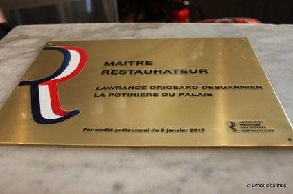 A La Potinière